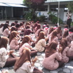 Pramuka SMK Islam 1 Prambanan